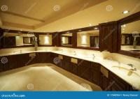 Modern Restroom Stock Images - Image: 17648964