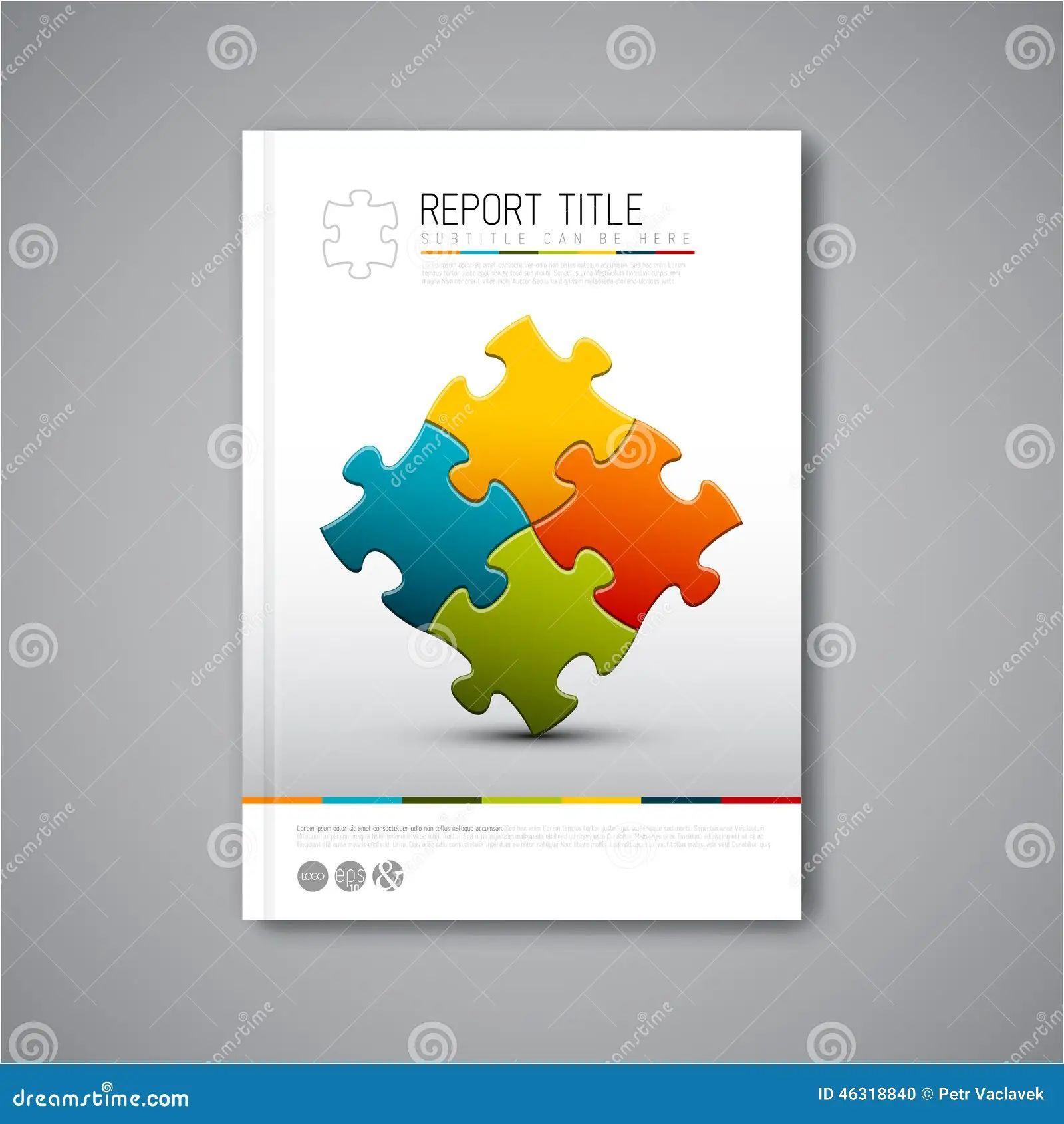 book flyer template