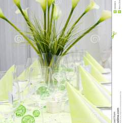 6 Chair Dining Table Outdoor Bar Modern Wedding Decoration Royalty Free Stock Photo - Image: 22849875