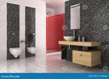 Piastrelle nere per bagno piastrelle per il bagno tre stili