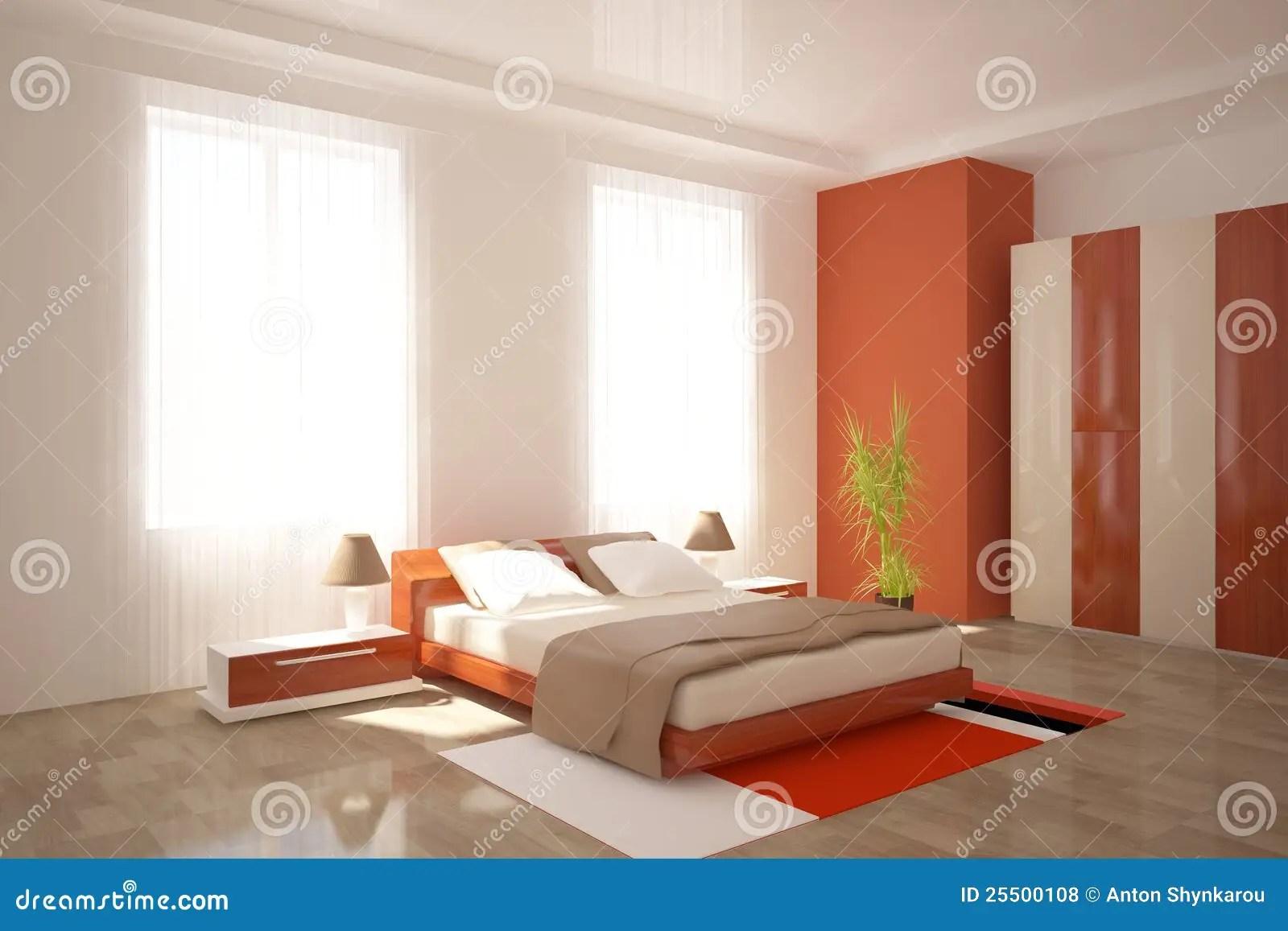 Moderne Schlafzimmermbel Lizenzfreie Stockfotos  Bild 25500108