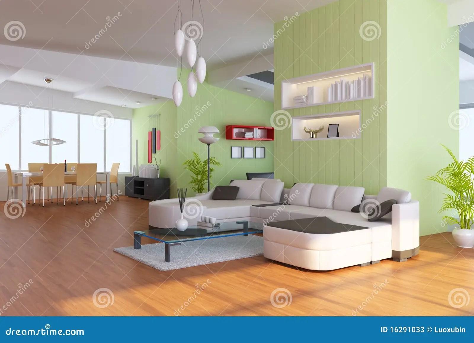 Modernes Wohnzimmer Stockfotos  Bild 16291033