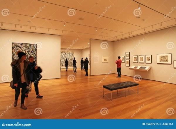 Moma Museum York Usa Editorial - 65487215