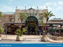 Monaco - Cafe De Paris Editorial Stock Of