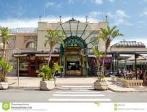 Entrance Cafe De Paris Monaco Editorial