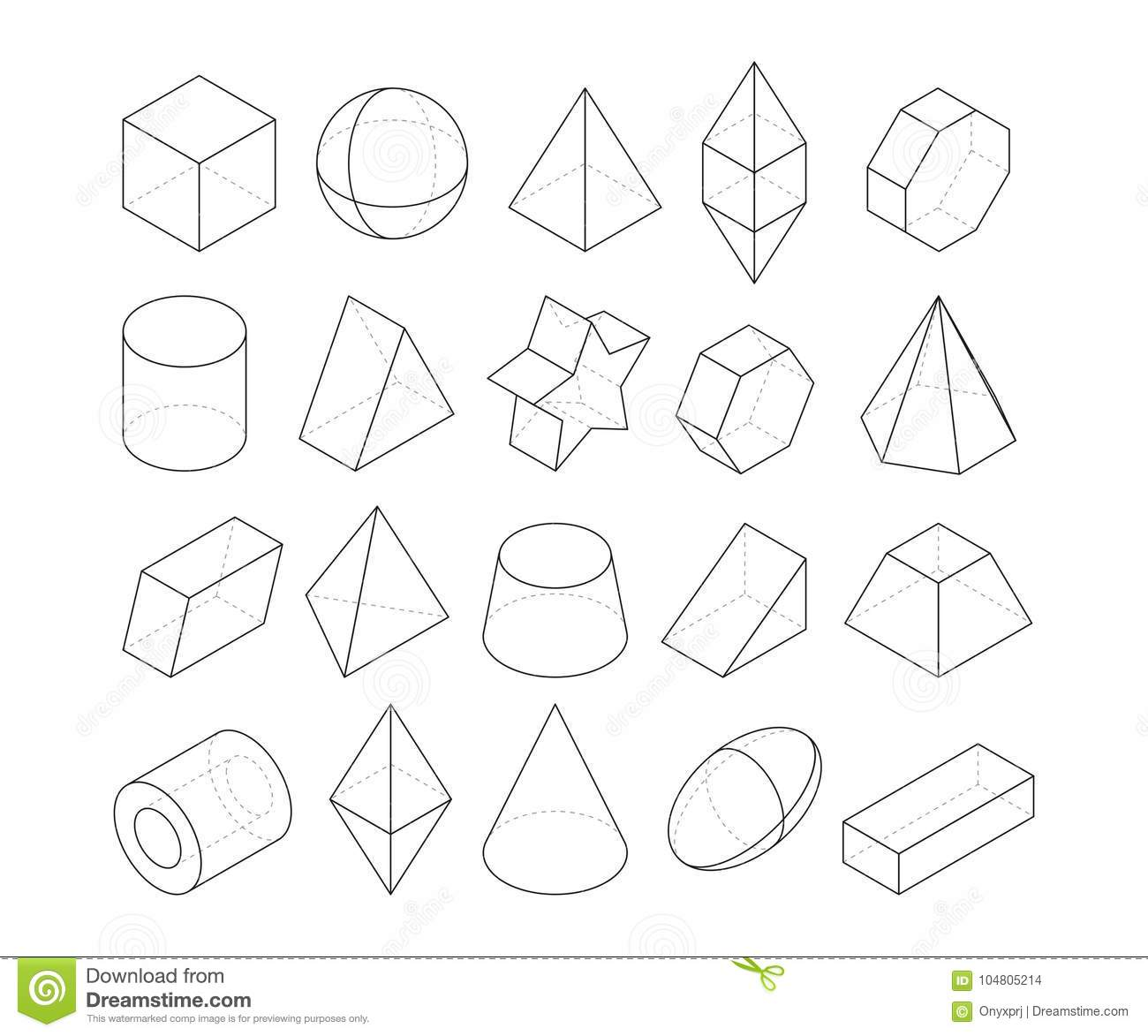 Geometry Shapes
