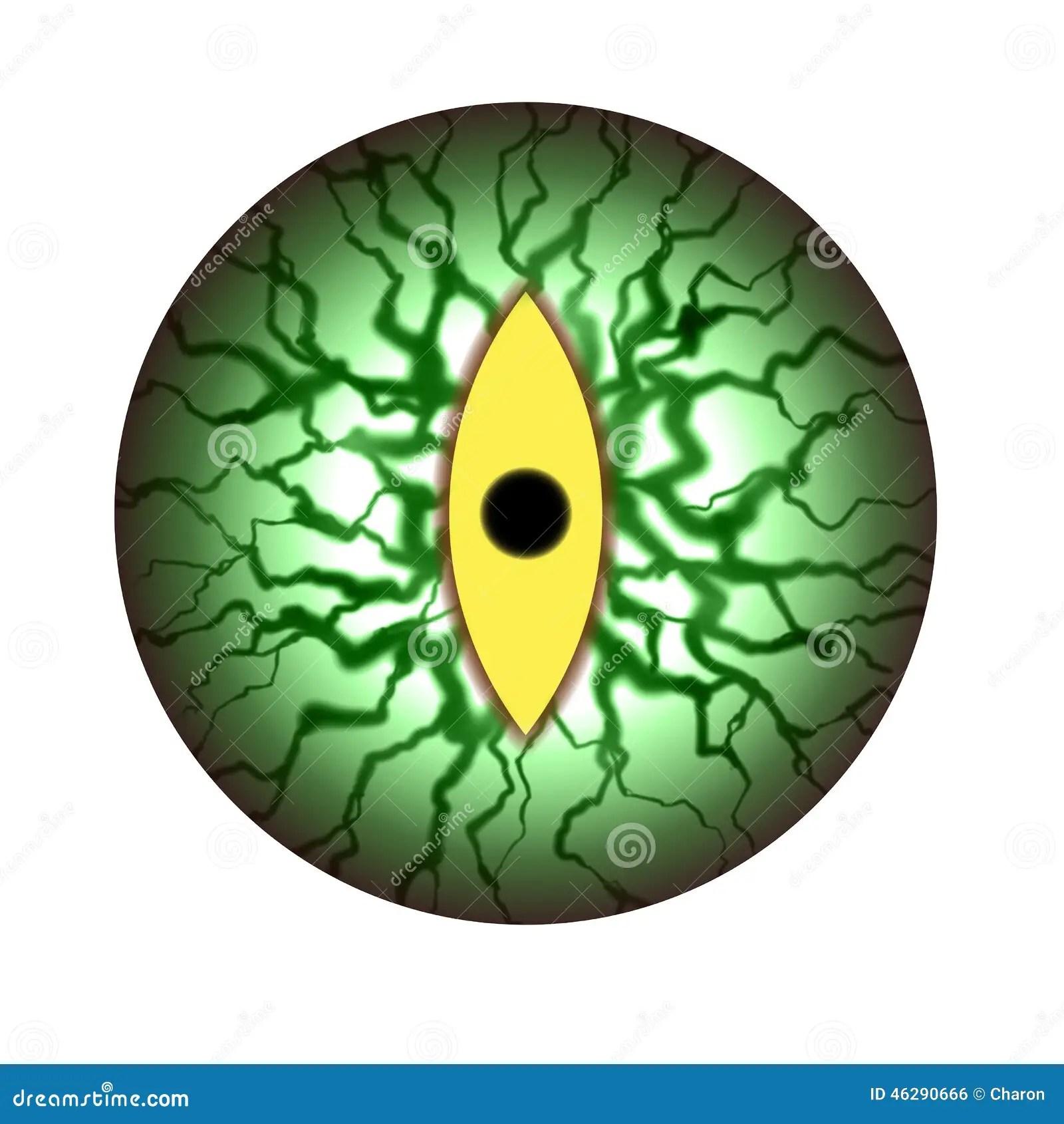 hight resolution of monster eye creepy eyeball