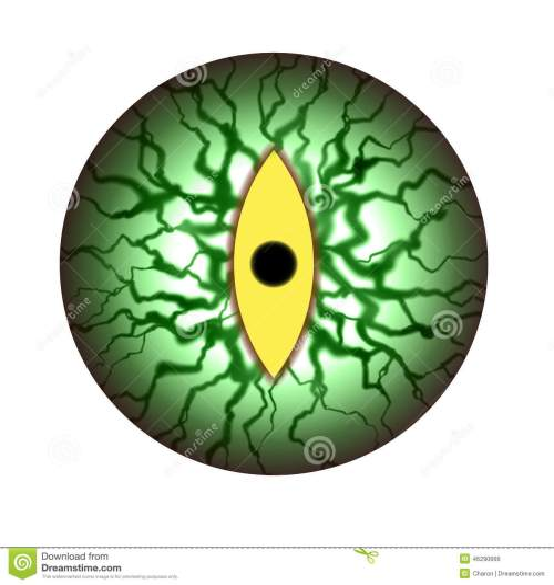 small resolution of monster eye creepy eyeball