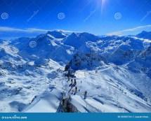 Mont Fort Switzerland
