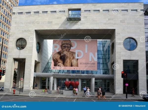Museum of Fine Arts Montreal Quebec
