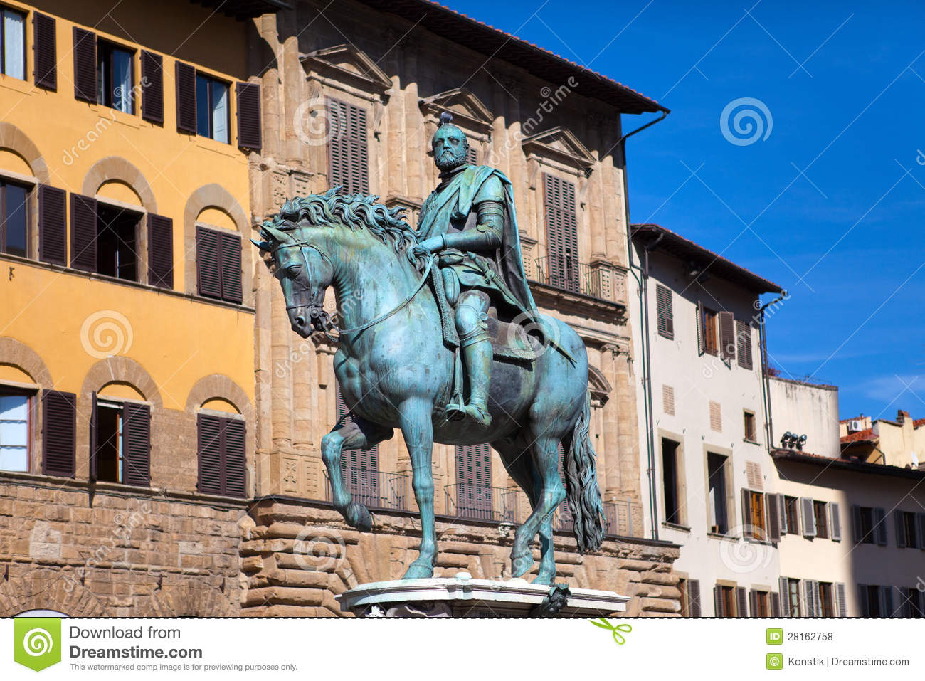 Horse Statue Medici Florence