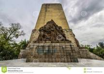 Monument Alvaro Obregon Stock Of Mexico