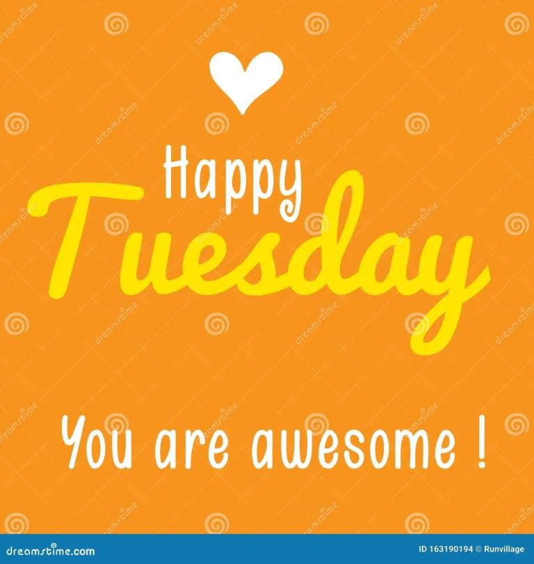 Happy Tuesday Stock Illustrations – 3,023 Happy Tuesday Stock  Illustrations, Vectors & Clipart - Dreamstime