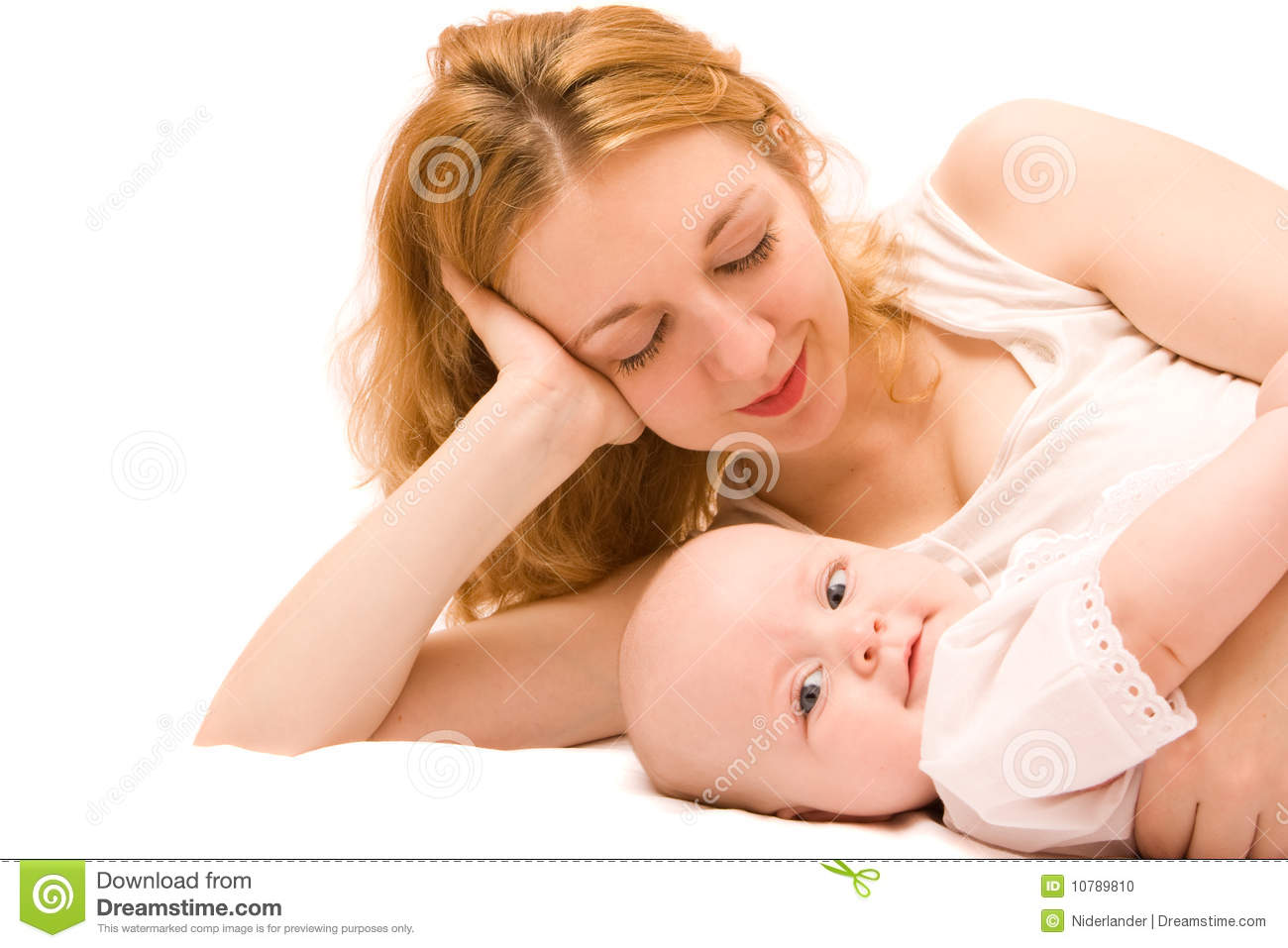 Mother And Daughter Stock Photo Image Of Relationships