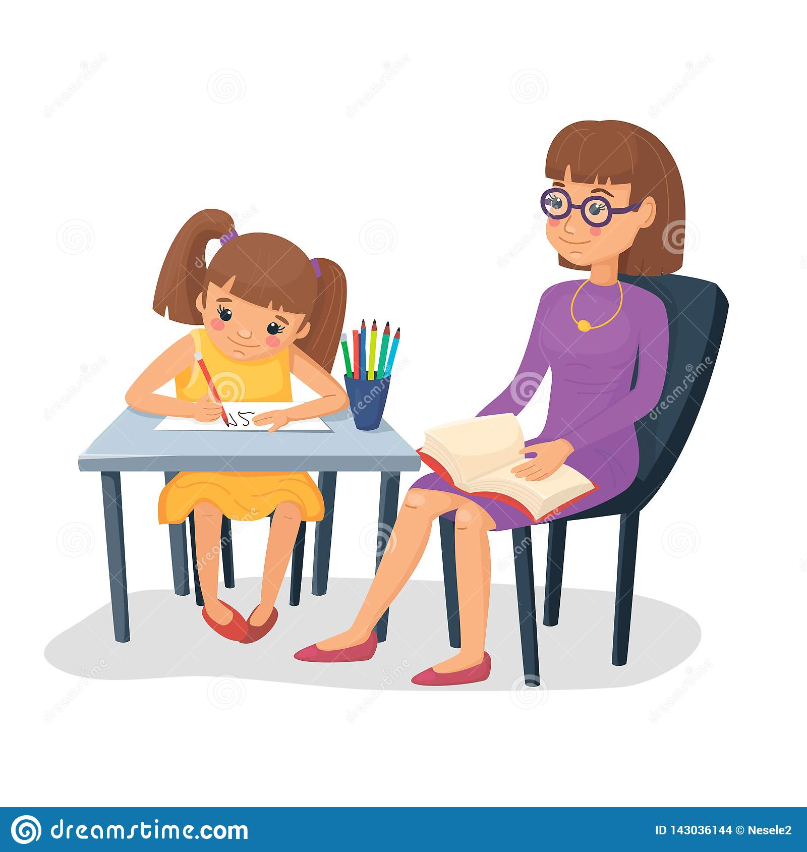 hight resolution of doing schoolwork stock illustrations 19 doing schoolwork stock illustrations vectors clipart dreamstime
