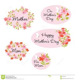 mother s day clipart with flowers [ 1300 x 1390 Pixel ]