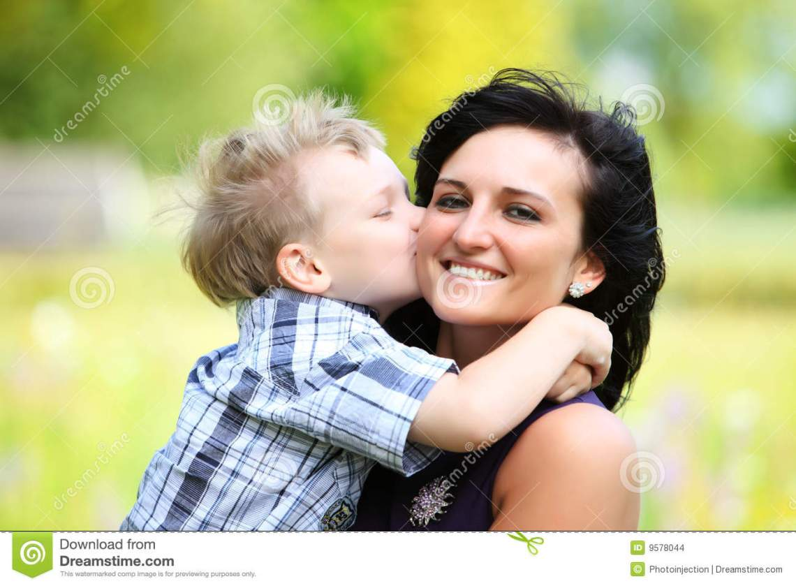 Download Motherly Love Stock Images - Image: 9578044