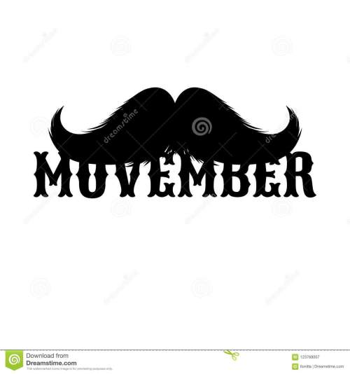 small resolution of moustaches clipart black isolated silhouette and hand drawn lettering with word movember cinco de mayo paper cutting design mustache for barbershop or