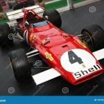 Mugello A Ti Em Outubro De 2017 Vintage Ferrari F1 312 B 1970 De Clay Regazzoni E De Jacky Ickx Na Mostra Do Prado Do Aniversa Foto De Stock Editorial Imagem De 1970 Outubro 107181963