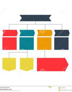 Infographics flowchart colored schemes diagrams web designs business structure concept vector design illustration also rh dreamstime