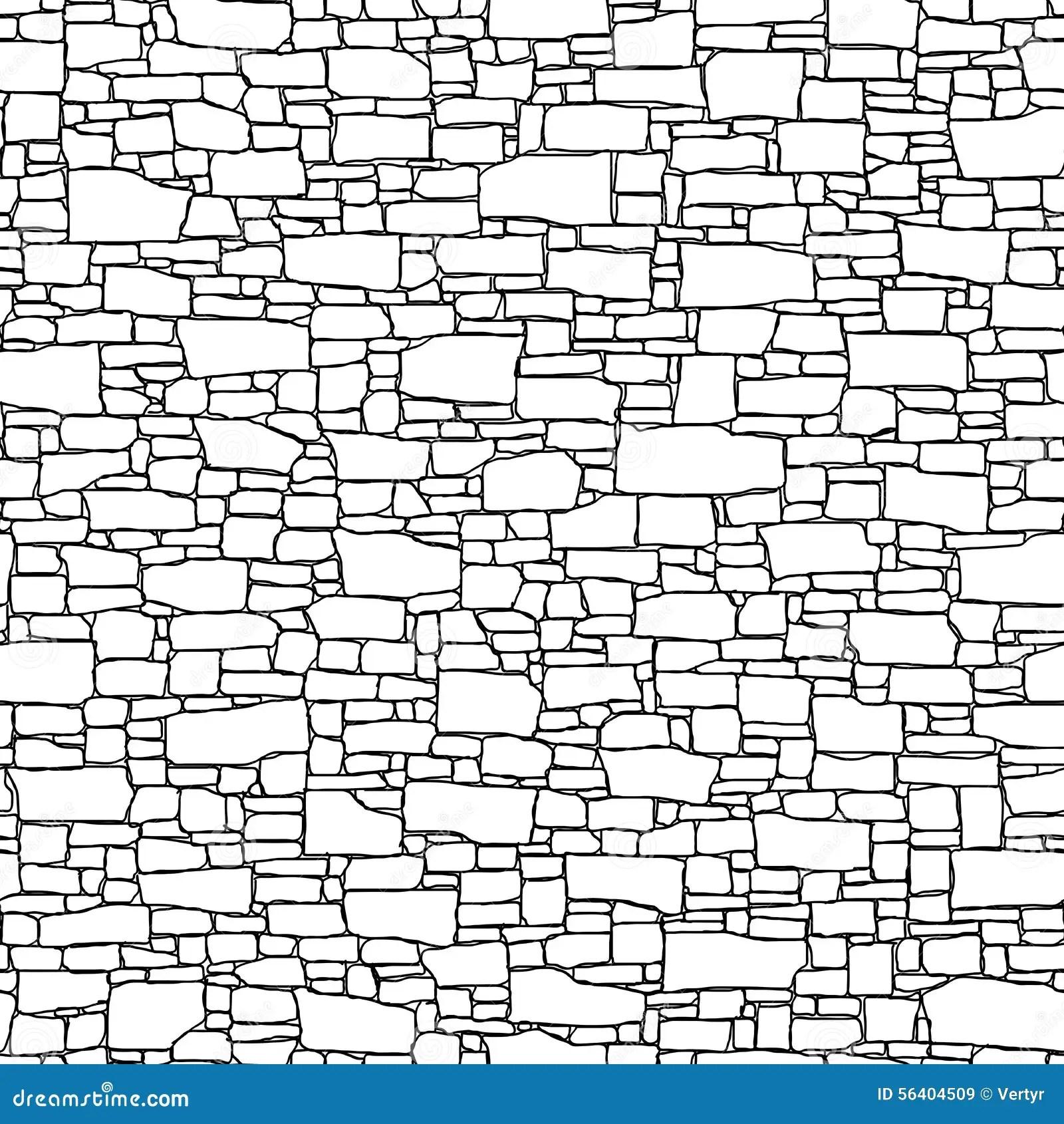 Mur Sans Couture Des Pierres De Différentes Tailles