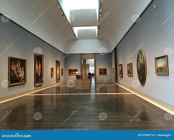 Houston Museum of Fine Arts Interior