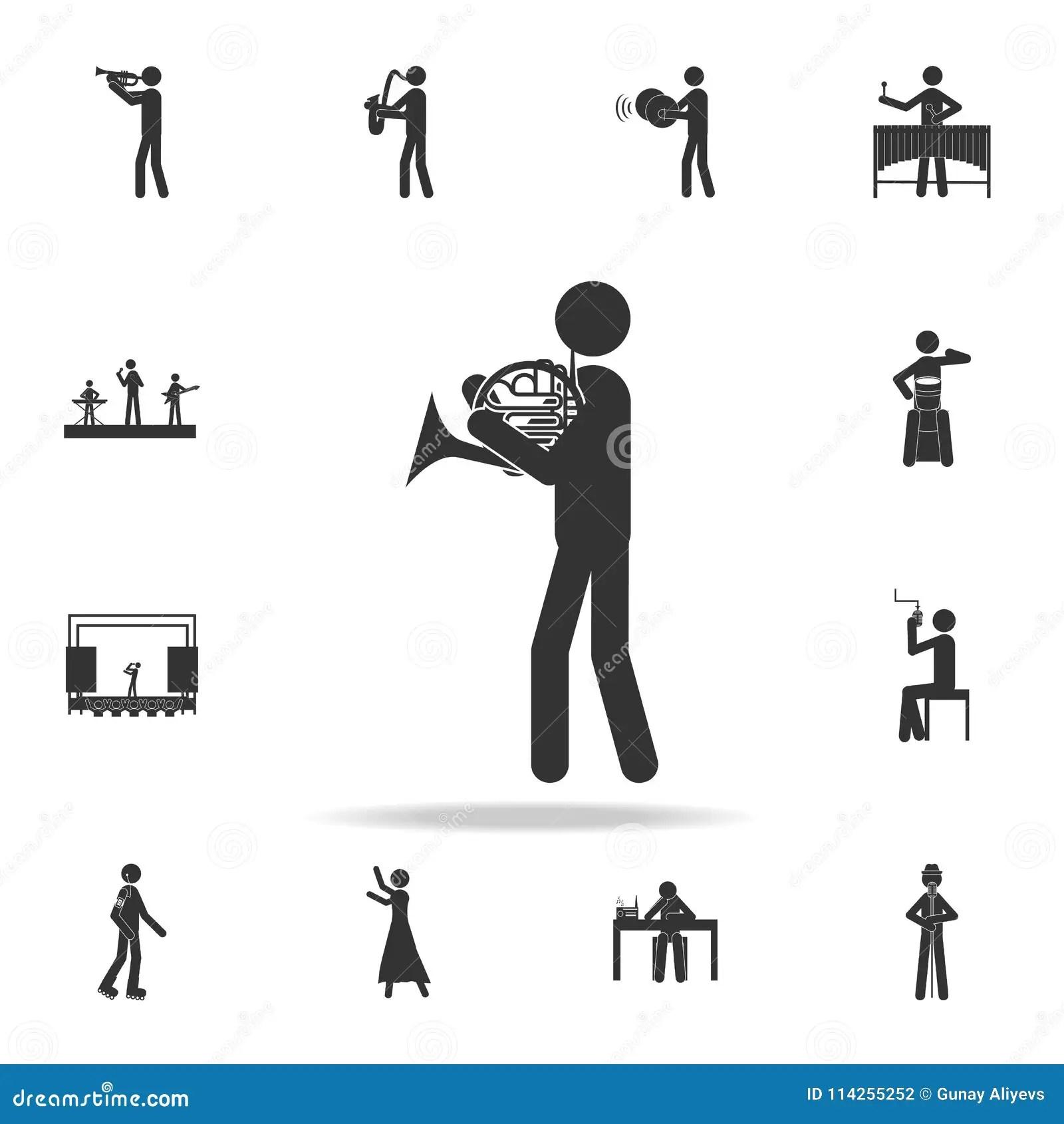 Saxophone Brass Band Instrument Equipment Stock Image