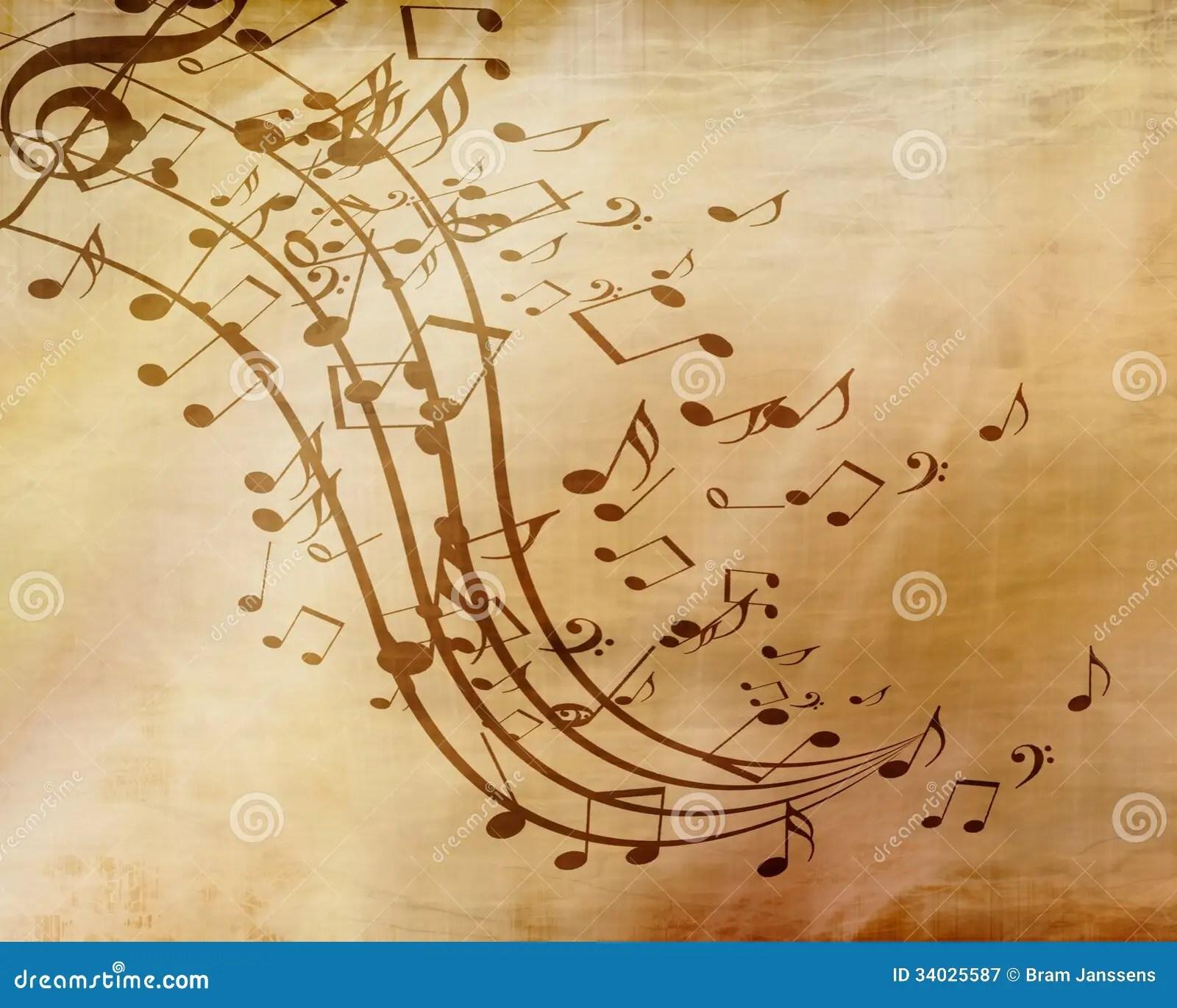 Music Sheet Royalty Free Stock Photography - Image: 34025587