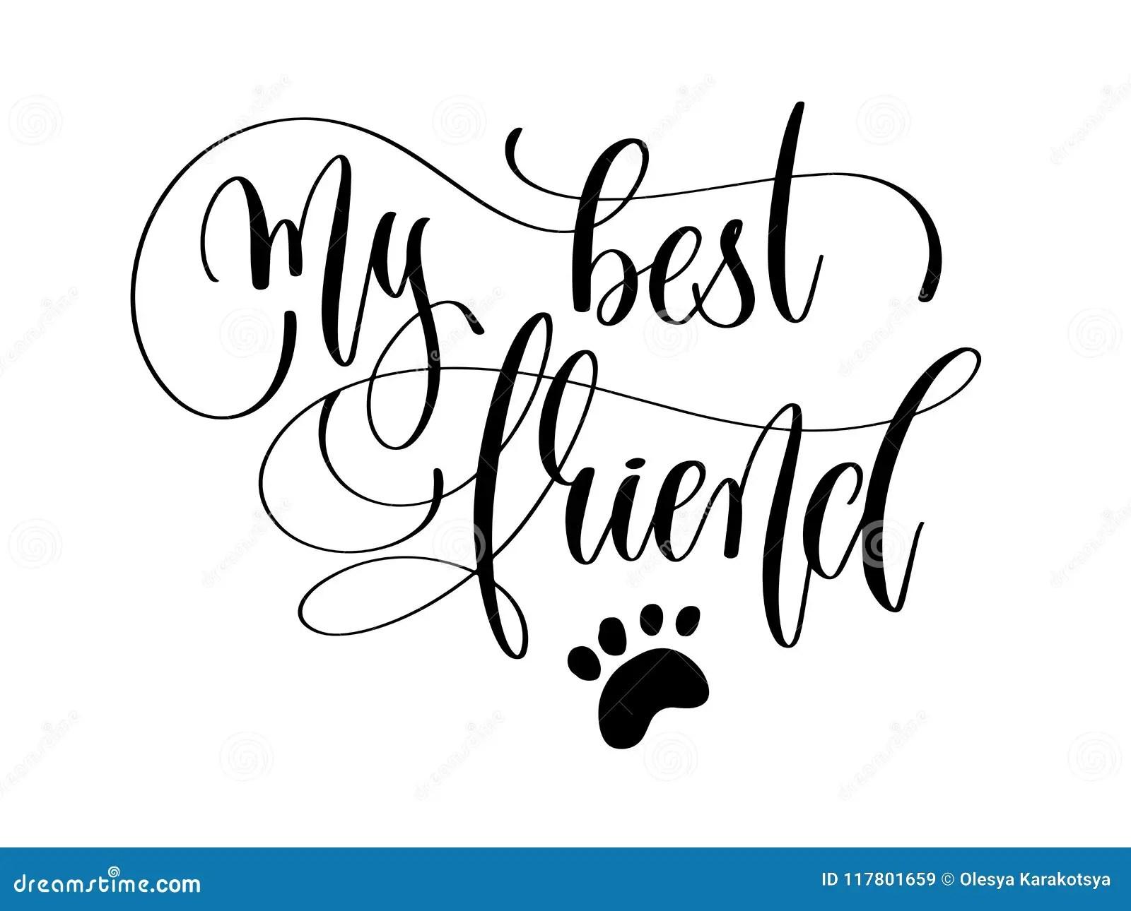 Best Friend Clipart