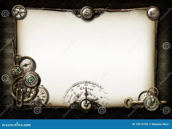 Favourite Steampunk Stock Illustration