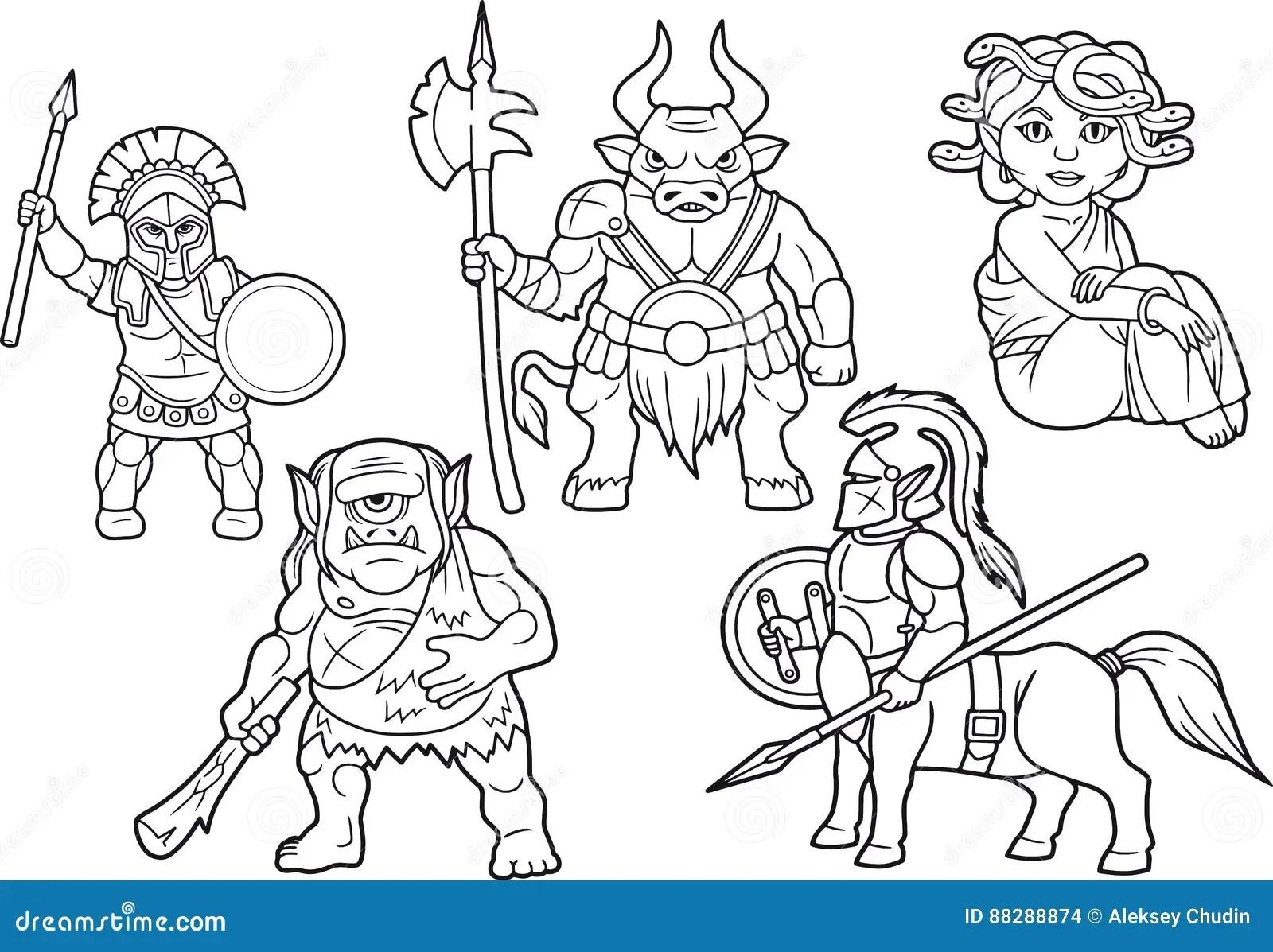 Minotaur Cartoons Illustrations Amp Vector Stock Images