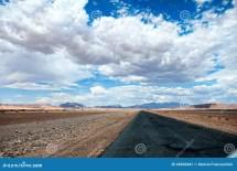 Namibia Africa Stock Of Mountains Land