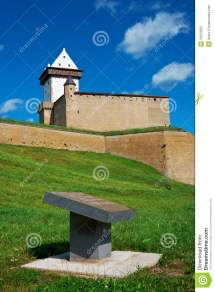 Narva Castle. Estonia Royalty Free Stock