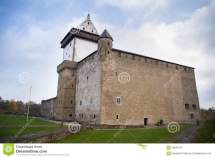 Narva Castle Estonia. Stock - 58641045
