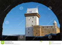 Narva Herman Castle. Stock - 12830321