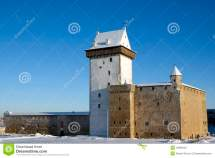 Narva Herman Castle. Stock - 12995643