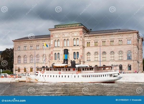 National Museum Of Fine Arts Stockholm Sweden Stock #21903541
