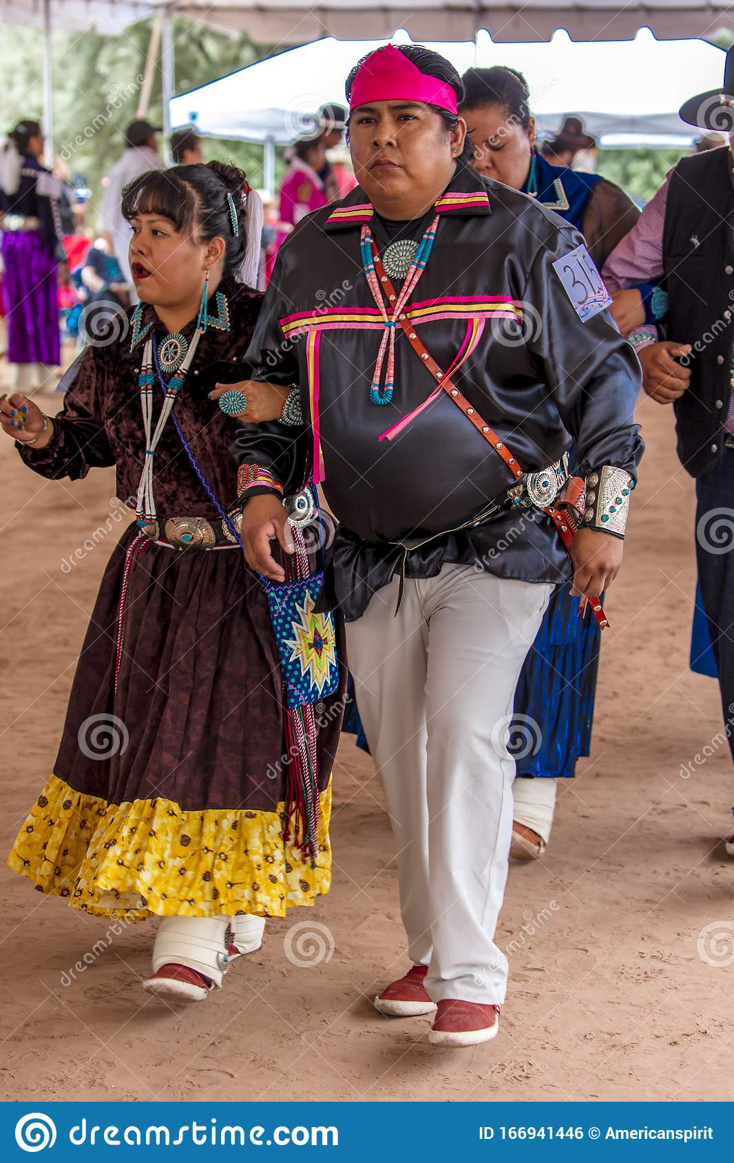 Native American Ceremonial Song And Dance At 98th Gallup