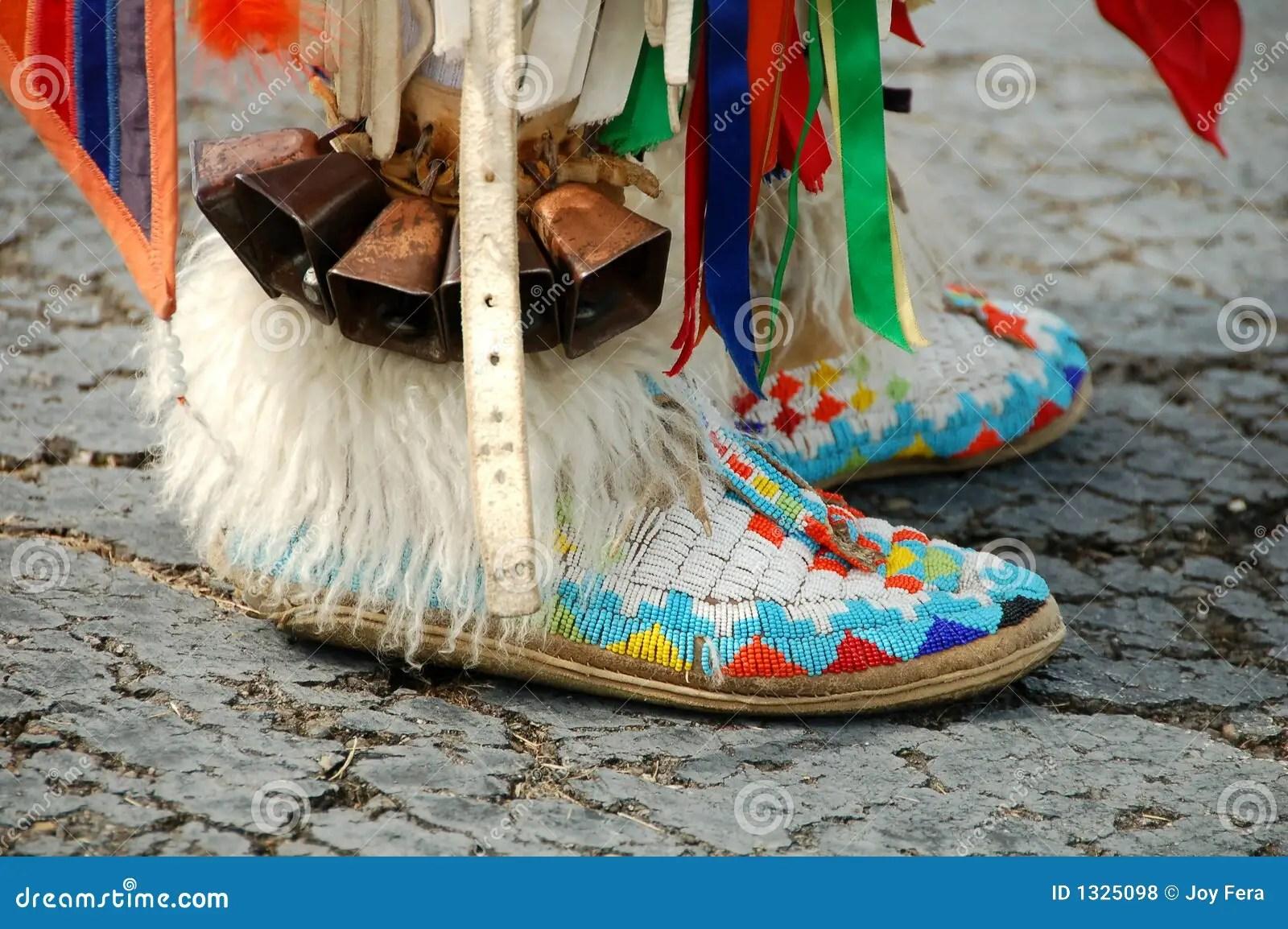 Native American Color Royalty Free Stock Photos
