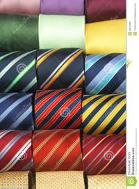 Neckties Royalty Free Stock Image - Image: 28614896