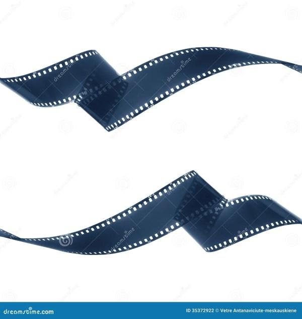 Negative Film Strip Stock - 35372922