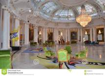 Negresco Hall Of Hotels In Nice France
