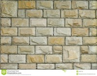 New Decorative Brick Wall Royalty Free Stock Image - Image ...