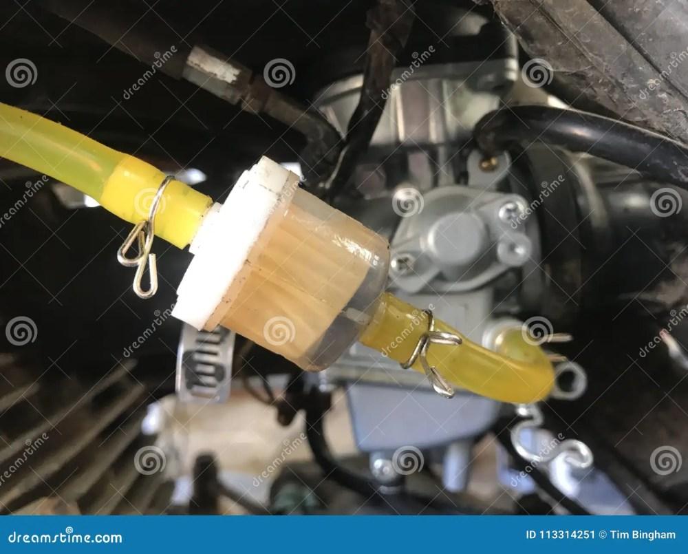 medium resolution of atv fuel filter
