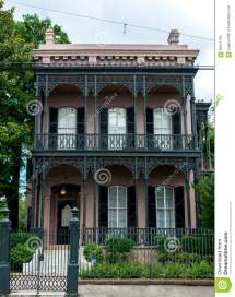 New Orleans Architecture Homes