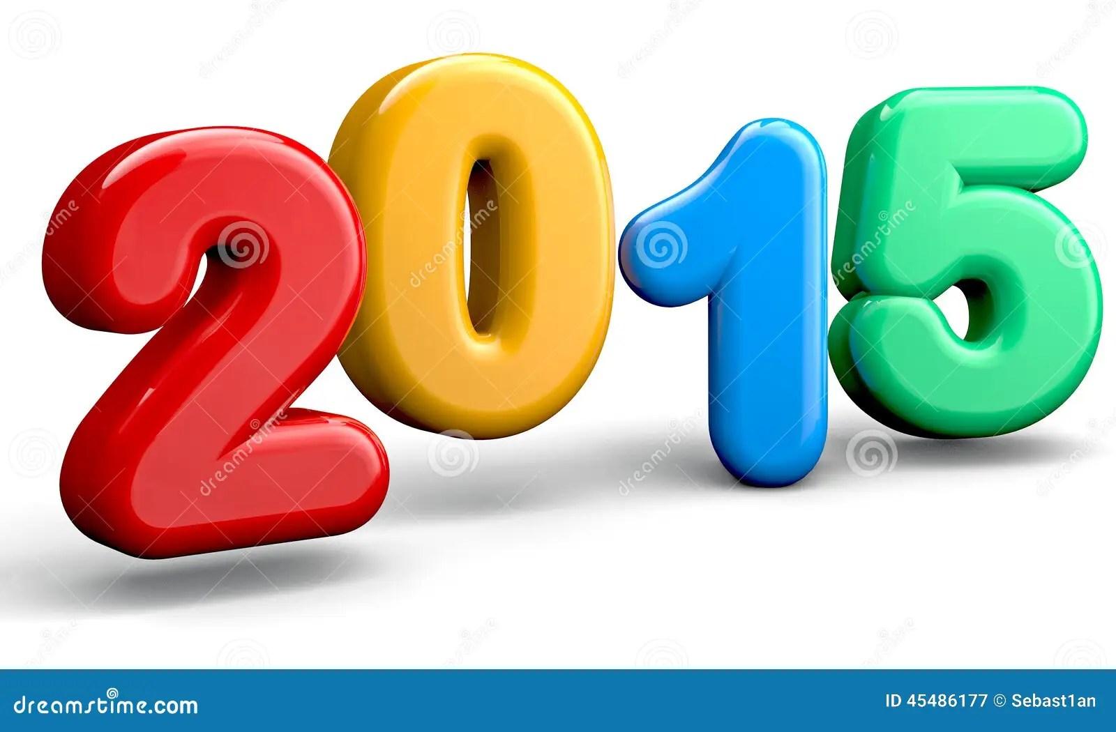 New Year Stock Illustration Illustration Of