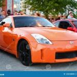 Nissan 350z 2008 Imagem De Stock Editorial Imagem De Mostra 128238839