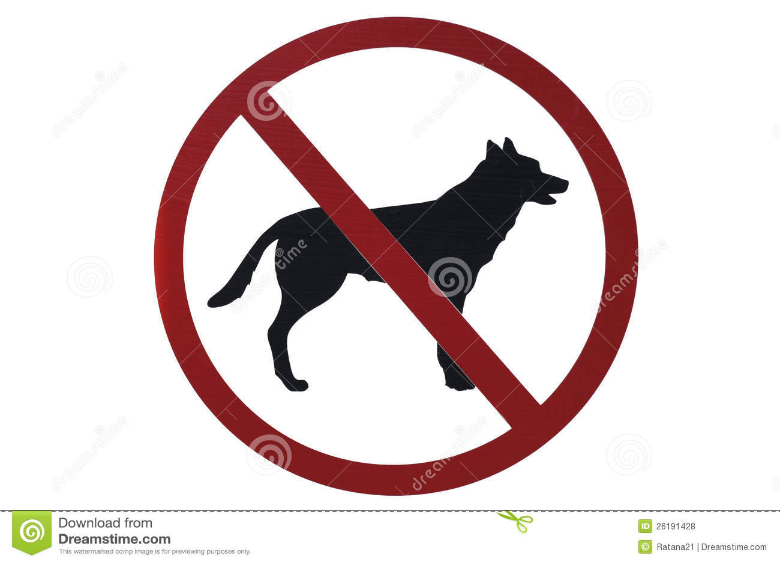 No Pets Sign Stock Photo Image Of Advisory Park Info