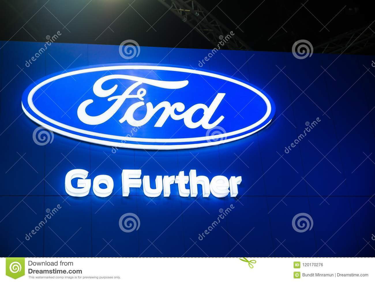 ford go further motor