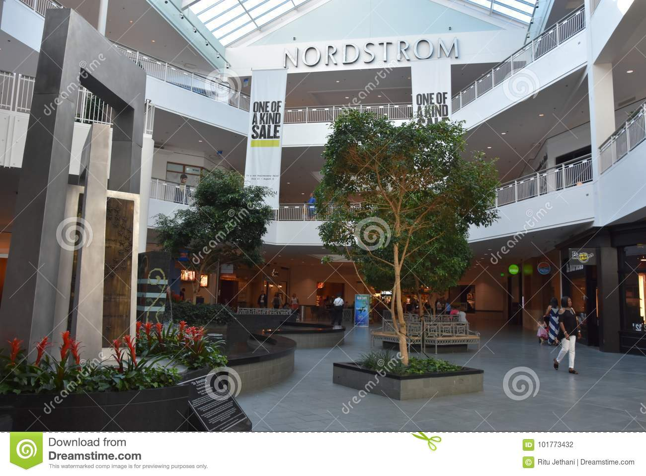 Nordstrom At Mall Of America In Bloomington. Minnesota Editorial Photography - Image of shop. colorful: 101773432